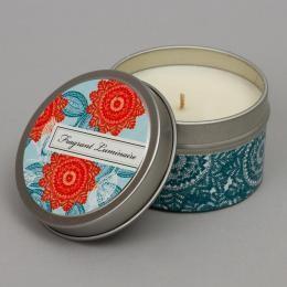 Арома-свеча органик Alise