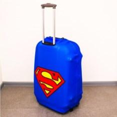 Чехол для чемодана Супермен