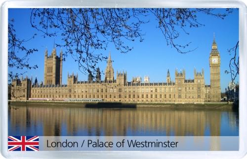 Магнит: Великобритания. Вестминстерский дворец