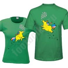 Парные футболки Влюбленные лошадки