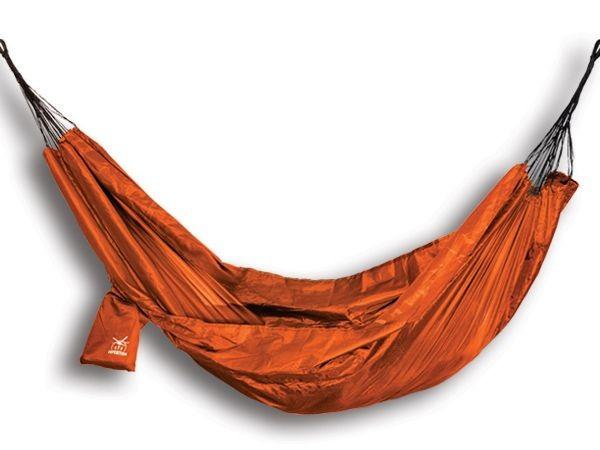 Гамак для отдыха, оранжевый