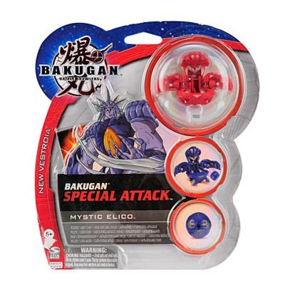 Игрушка Bakugan специальный набор Mystic Elico