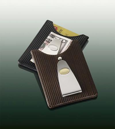 Футляр для кредитных карт с клипом для денег Dalvey