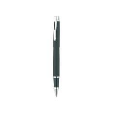 Ручка-роллер Inoxcrom Saga, чёрная