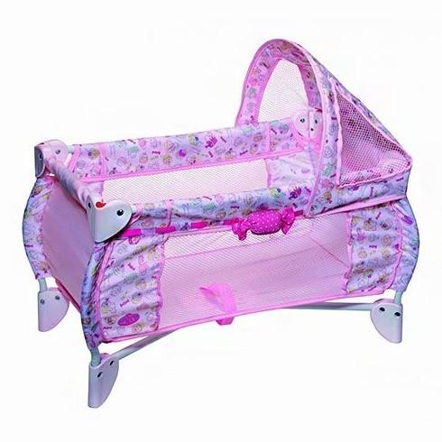 Складная кроватка для куклы Annabell