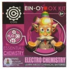 Набор для детских опытов «Электрохимия»