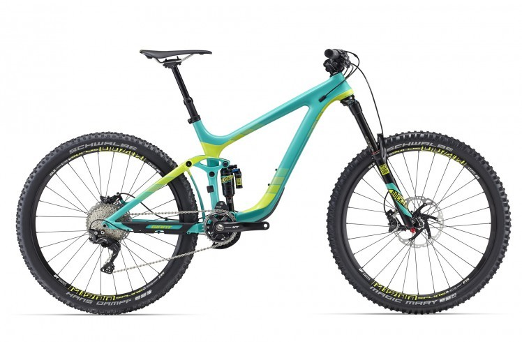 Горный велосипед Giant Reign Advanced 27.5 1 (2016)