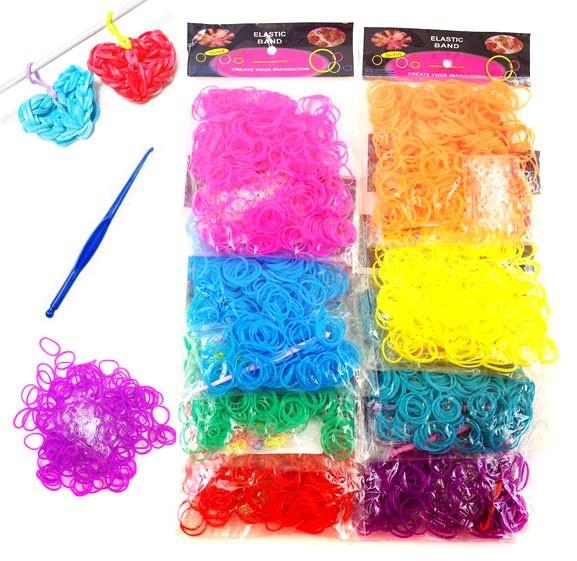 Набор для плетения в пакетиках