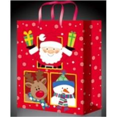 Новогодний пакет Веселый Дед мороз