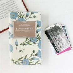 Недатированный планинг La Vie en Rose Flax Flower