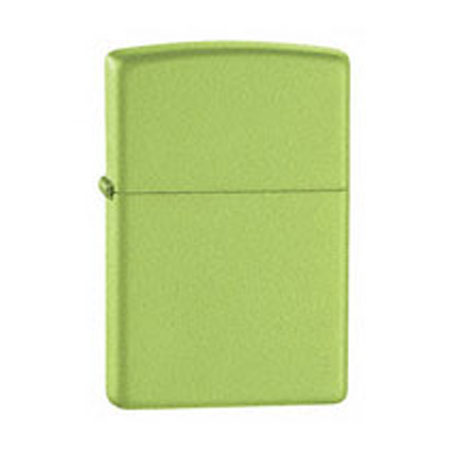 Зажигалка Zippo бензиновая Lemon-Lime Matte