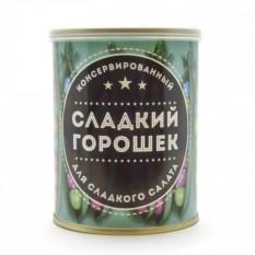 Сладкие консервы Зеленый горошек