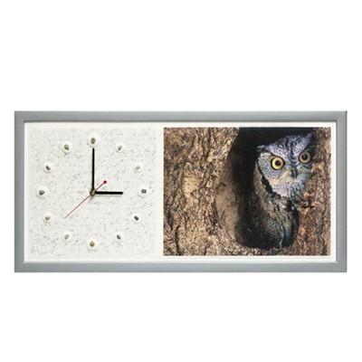 Часы настенные «Сова»