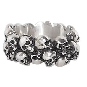 Кольцо «Скелеты»