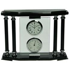 Настольный набор с часами и термометром VIRON