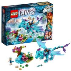 Конструктор Lego Elves Приключение Дракона воды