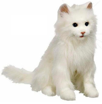 Интерактивная кошка «Мурлыка»