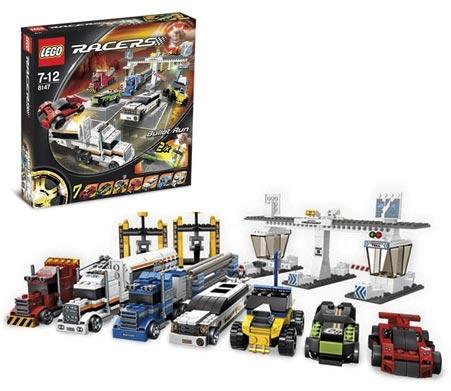 Набор Lego Racers Полет Пули