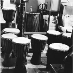 Сертификат на VIP мастер-класс игры на барабанах джембе