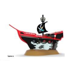 Игровой набор Корабль-призрак