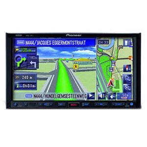 Навигационная система Pioneer AVIC-HD3BT