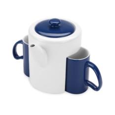 Чайный набор из чайника и 2-х чашек