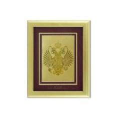 Картина с гербом РФ