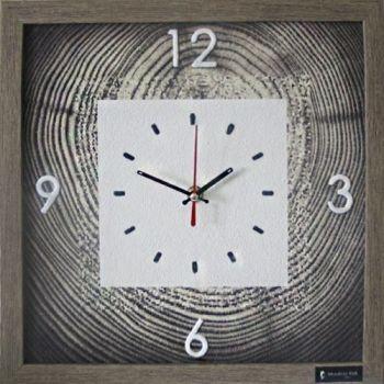 Настенные часы из песка Красота На природе
