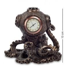 Статуэтка-часы в стиле Стимпанк Осьминог