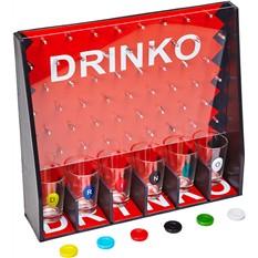 Алкогольная игра «Дринко»