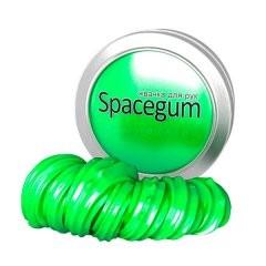 Умный пластилин SpaceGum перламутровый зелёный