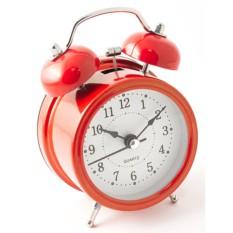 Красный будильник D7