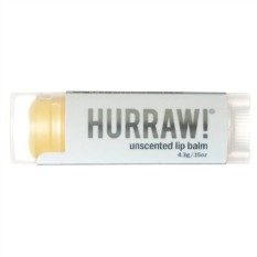 Бальзам для губ Hurraw! Unscented Lip Balm