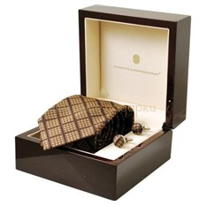 Набор подарочный (галстук, запонки)