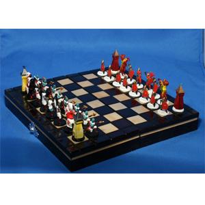 Шахматы «Древняя Русь»