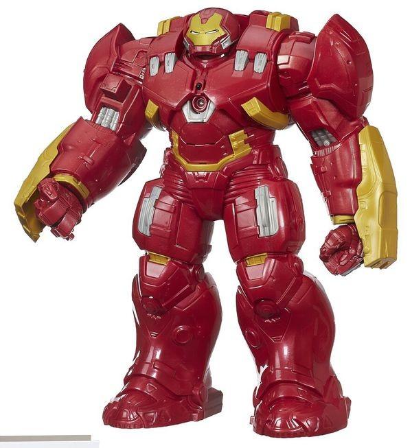 Игрушка Avengers Титаны: Халк Бастер (33 см) от Hasbro