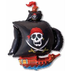 Шар Пиратская шхуна