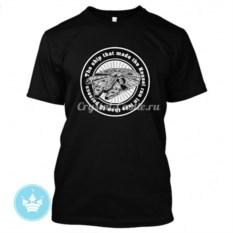 Мужская футболка Millenium Falcon