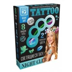 Набор для временных татуировок Night club