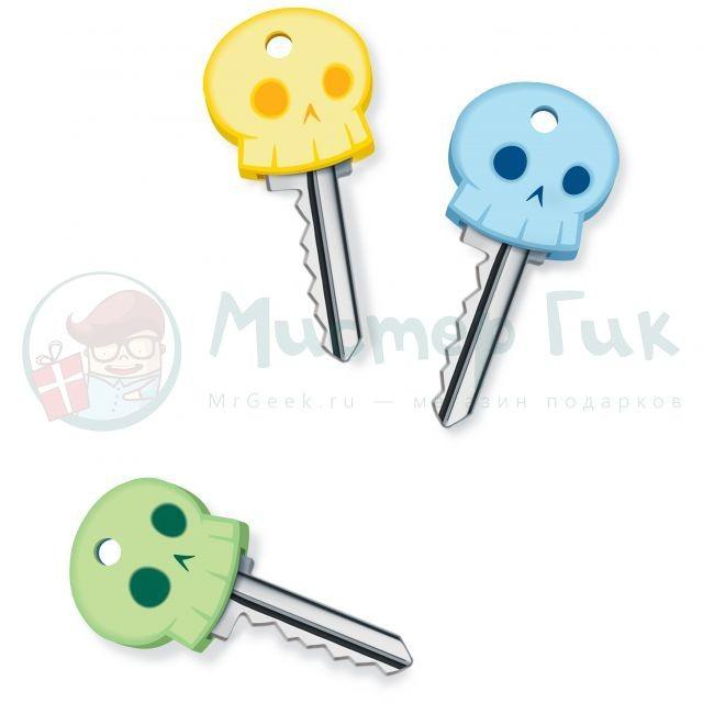 Чехлы для ключей Skeleton Keys