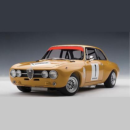 Модель Alfa Romeo Giulia 1750 GTAm 1970'