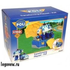 Кейс для трансформера Поли (Robocar)