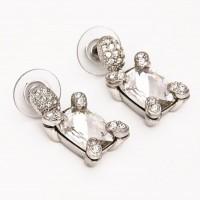 Серьги с кристаллами Swarovski Мечта