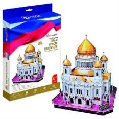 3D Пазл Храм Христа Спасителя (Россия)