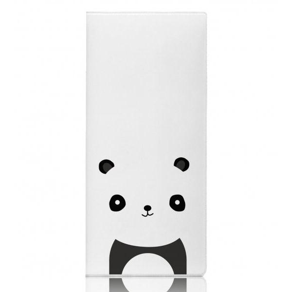 Обложка для путешествий Panda