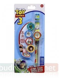 Детские наручные часы-метатель дисков «История игрушек Дисней»