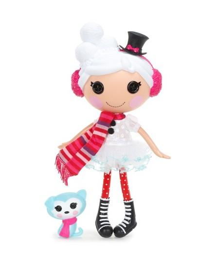 Игрушка кукла Lalaloopsy Зимняя забава