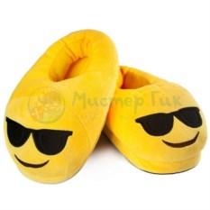 Тапочки Смайлик (Emoji)