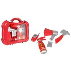 Игровой набор HTI Набор пожарного в кейсе