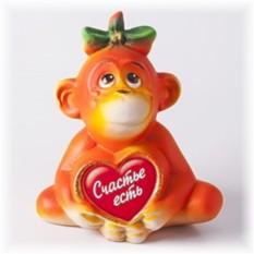 Оранжевая копилка Счастье есть